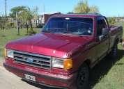 Excelente camioneta ford xlt nafta mod 95