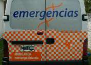 Oportunidad ambulancia renault master,contactarse.