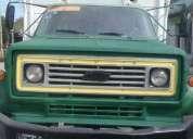 Chevrolet modelo 1977 motor mercedes benz 1518. papeles al dia.
