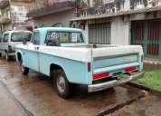 Camioneta pick up dodge dp 100 año 79 diesel. contactarse.