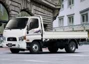 Hyundai hd 78 chasis con aire euro4. contactarse.
