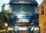 Unico dueÑo camion iveco cursor 330hp. full modelo 2012.