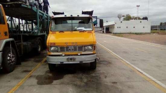 Excelente Camión Tata 608 Motor Y Caja 1114