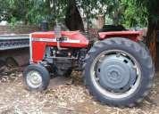 Vendo excelente tractor massey 265