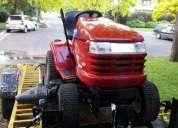 Venta de cortadora de cesped tipo tractor craftsman