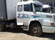 Mercedes benz l1620 tractor 1999