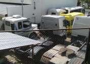 Venta de camiones semi remolques