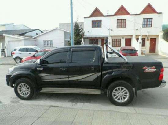 Excelente Hilux 4*4 SRV D/C aut Liberada