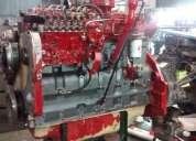 Oportunidad!. motor cummins 6cta 8.3 de 220 hp 300 hp y 310 hp