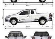 Volkswagen saveiro 0km. reserva
