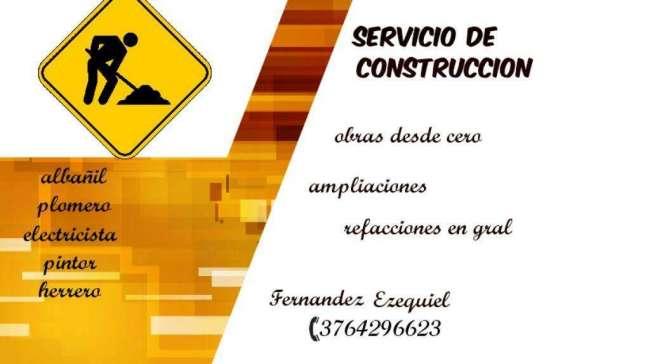 Servicio de construccion, Contactarse.