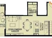 Nueva cÓrdoba. duplex. dos dormitorios