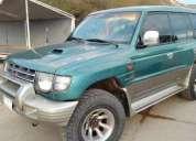 Montero gls 1999 diesel 2.8 turbo intercooler 4x4. contactarse.