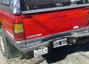 Vendo camioneta mitsubishi l200 doble cabina