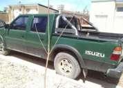 Vendo camioneta isuzu, contactarse!.