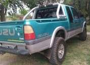 Excelente vendo isuzu 98 4x4 turbo diesel. contactarse.