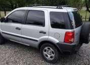 Excelente ford ecosport xls 2008 con gnc