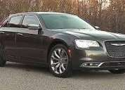 Vendo chrysler 300  300 c 3.6 v6
