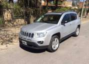 Vendo jeep compass 2.4 limited aut mod 2014