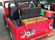 Vendo excelente jeep ika