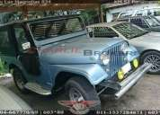 Excelente jeep ika 4 cilindros 4x2