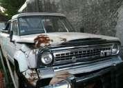 Vendo excelente jeep gladiador mod 72