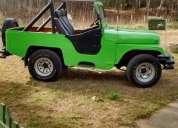 Jeep ika con gnc, contactarse.