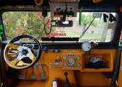 Excelente jeep ika potro 4x4