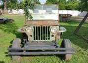 Excelente jeep wyllis