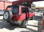 Excelente jeep cherokee 4x4 techo gnc.