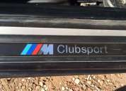 Bmw club sport 2006