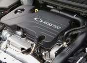 chevrolet nuevo cruze 1.4 turbo.