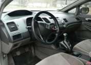 Honda civic lxs 2008. buen estado.