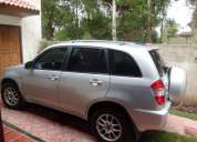 Excelente chery tiggo 2010 impecable permuto por mayor valor...