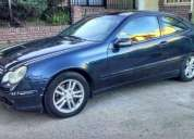 Mercedes benz c220 cdi sport cupe impecable!