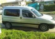Camioneta peugeot partner furgon 1.9d diesel 1999. contactarse.