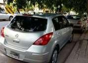 Nissan tida visia 2009, inmaculado, contactarse.