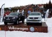 Volkswagen amarok 2.0 doble cabina 0km.