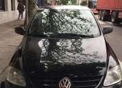 Volkswagen fox 2006 3 puertas naft/gnc full