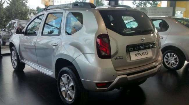 Renault Duster ph2 Privilege 2.0