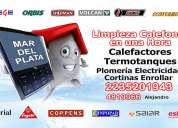 Service calefones calefactores termotanques mar del plata 2235201943