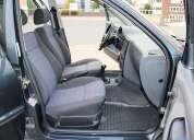 Volkswagen polo 1.4 gris-azul 5 puertas