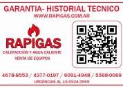 Service caldera baxi zona las caÑitas 4377-0197