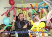 Pintacaritas animacion de fiestas infantiles shows de magia