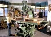 Liquido carpinteria completa , maquinas y equipos