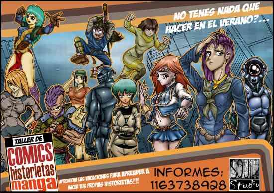 Taller de Comics San Miguel