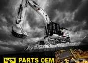 Distribucion de equipos pesados