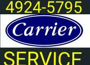 Service oficial carrier servicio tecnico buenos aires