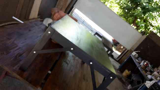 Fabricacion de mobiliario