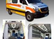 Vigna - fabrica de ambulancias y  trailers para la salud